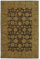 Safavieh Anatolia AN615B Dark Brown / Gold Area Rug