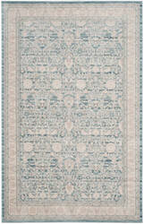 Safavieh Archive Arc672b Blue - Grey Area Rug