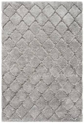 Safavieh Adriana Shag Arg780b Light Grey Area Rug