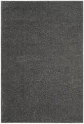 Safavieh Arizona Shag Asg820v Dark Grey Area Rug