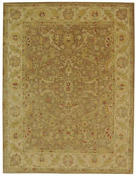 Safavieh Antiquities AT311A Brown / Gold Area Rug