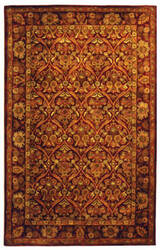 Safavieh Antiquities AT51A Wine / Gold Area Rug