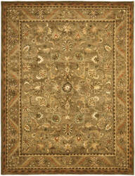 Safavieh Antiquities AT52A Olive / Gold Area Rug