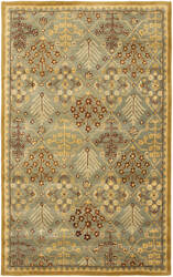 Safavieh Antiquities At613a Light Blue / Gold Area Rug