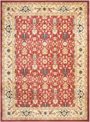 Safavieh Austin AUS1620-4011 Red / Creme Area Rug