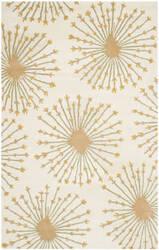 Safavieh Bella Bel123a Beige / Gold Area Rug