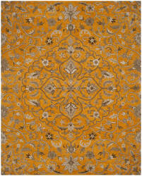 Safavieh Bella Bel673a Gold - Taupe Area Rug