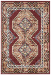Safavieh Bijar Bij647r Red - Rust Area Rug
