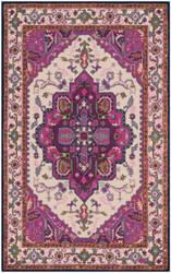 Safavieh Bellagio Blg541a Ivory - Pink Area Rug