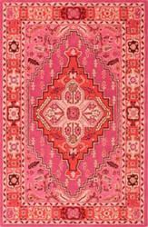 Safavieh Bellagio Blg545b Red - Pink Area Rug