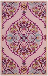 Safavieh Bellagio Blg605a Pink - Multi Area Rug