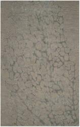 Safavieh Blossom Blm695b Grey - Grey Area Rug