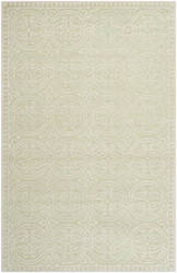 Safavieh Cambridge Cam123b Light Green / Ivory Area Rug