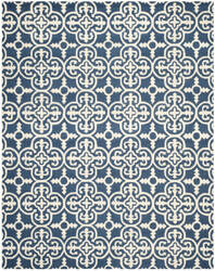 Safavieh Cambridge CAM133G Navy / Ivory Area Rug