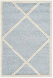 Safavieh Cambridge Cam136a Light Blue / Ivory Area Rug