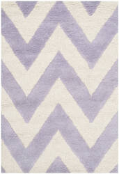 Safavieh Cambridge Cam139c Lavander / Ivory Area Rug