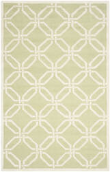 Safavieh Cambridge Cam311n Lime / Ivory Area Rug