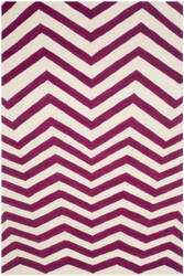 Safavieh Cambridge Cam714f Ivory - Fuchsia Area Rug