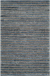 Safavieh Cape Cod Cap363a Blue - Natural Area Rug