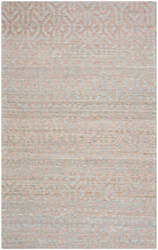 Safavieh Cape Cod Cap414a Blue - Rust Area Rug