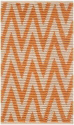 Safavieh Cape Cod Cap863l Natural - Orange Area Rug