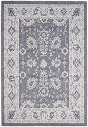 Safavieh Carmel Car277d Dark Grey - Beige Area Rug