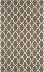 Safavieh Cedar Brook Cdr233d Grey - Ivory Area Rug