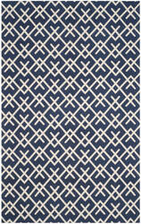 Safavieh Cedar Brook Cdr234g Navy - Ivory Area Rug