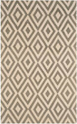 Safavieh Cedar Brook Cdr238d Ivory - Grey Area Rug