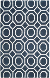 Safavieh Cedar Brook Cdr268m Navy - Silver Area Rug