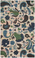 Safavieh Cedar Brook Cdr321a Blue - Multi Area Rug