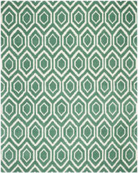Safavieh Chatham CHT731T Teal / Ivory Area Rug