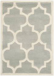 Safavieh Chatham Cht733e Grey / Ivory Area Rug