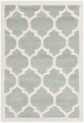 Safavieh Chatham Cht734e Grey / Ivory Area Rug