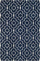 Safavieh Chatham CHT736C Dark Blue / Ivory Area Rug