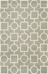 Safavieh Chatham CHT737E Grey / Ivory Area Rug
