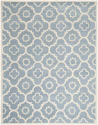 Safavieh Chatham Cht750b Blue / Ivory Area Rug