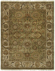 Safavieh Classic CL254C Light Green / Ivory Area Rug
