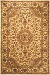 Safavieh Classic CL762A Ivory / Ivory Area Rug