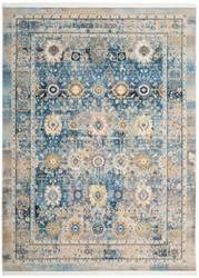 Safavieh Claremont Clr663c Blue - Gold Area Rug
