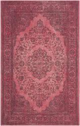 Safavieh Classic Vintage Clv121g Fuchsia Area Rug