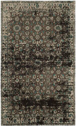 Safavieh Classic Vintage Clv226a Teal - Beige Area Rug