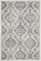 Safavieh Carnegie Cng623c Cream - Light Grey Area Rug