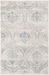 Safavieh Carnegie Cng626a Light Grey - Cream Area Rug