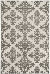 Safavieh Cottage Cot906c Cream - Grey Area Rug