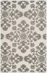 Safavieh Cottage Cot910c Cream - Grey Area Rug