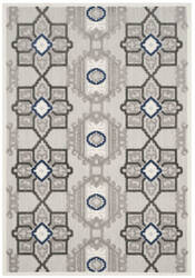 Safavieh Cottage Cot923g Grey - Dark Grey Area Rug