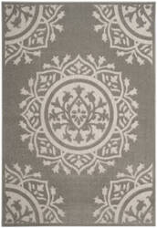 Safavieh Cottage Cot930c Grey - Light Grey Area Rug