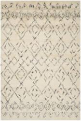 Safavieh Casablanca Csb845a White / Grey Area Rug