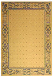 Safavieh Courtyard Cy2326-3101 Natural / Blue Area Rug